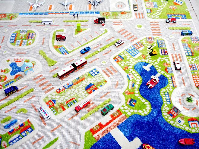 IVI Play Rug Mini City