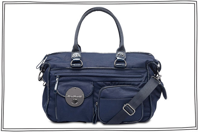 designer nappy bags uaf2  Known for their gorgeous handbags, the Mimco baby bag is a must for stylish  mums Made from durable nylon there's lots of room to put all the baby  stuff as