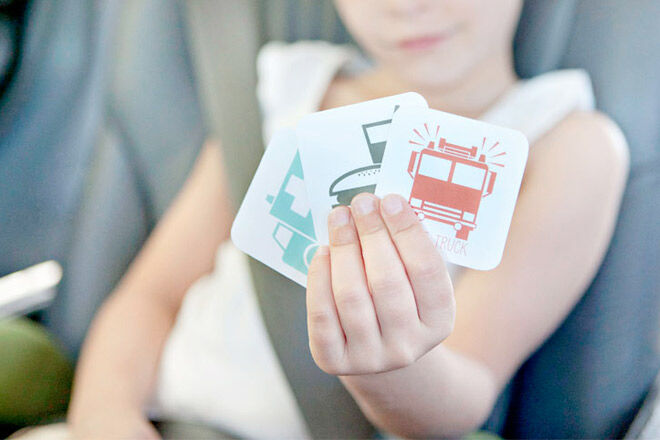 11 travel games for kids to play in the car or plane | Mum's Grapevine