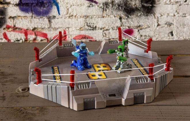 Battroborg Robots