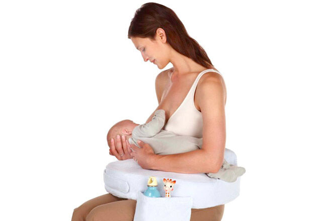 Brest Mate Breastfeeding Pillow
