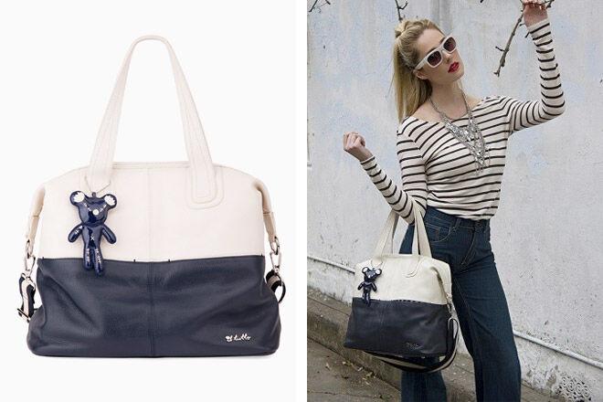 Il Tutto Nappy Bag Audrey