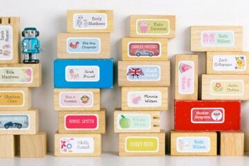 Tinyme Name Labeling