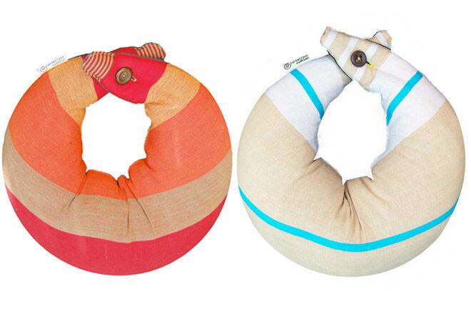 Tortellini Breastfeeding Cushion