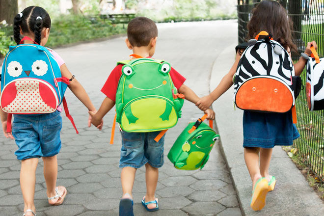 Win 1 Of 5 Back To School Packs From Bright Star Kids