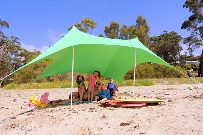 Maxi Tento large family beach shelter