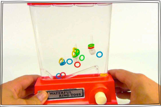 Water Ring Toss Game