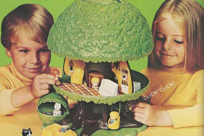 Tree Tots Family Treehouse catalogue