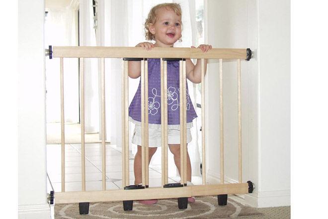 kiddy cots door barrier instructions