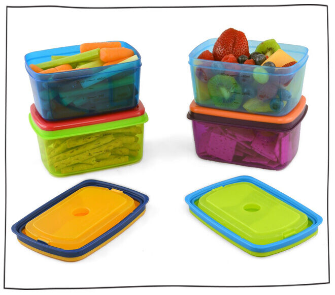 Fit and Fresh Chill Containers