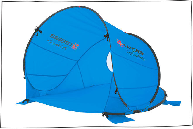 Caribee Rapid Sun Shelter  sc 1 st  Mumu0027s Grapevine & 15 super beach tents and sun shelters