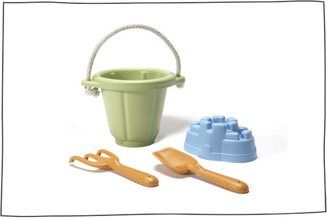 Green Toys Beach Set