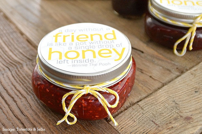 Raspberry Honey Recipe