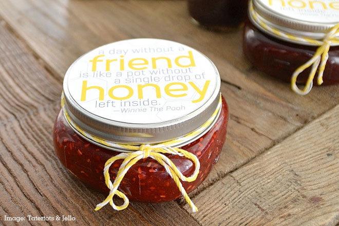 Raspberry Honey Recipe