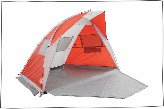 Kathmandu Beach Shelter & 15 super beach tents and sun shelters