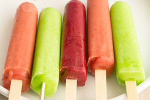 Smoothies and Icy Treats