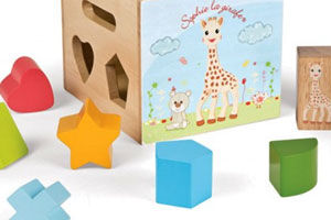 Janod wooden toys for Vulli