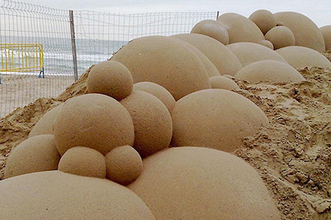 Willysphere Sand Sculpting