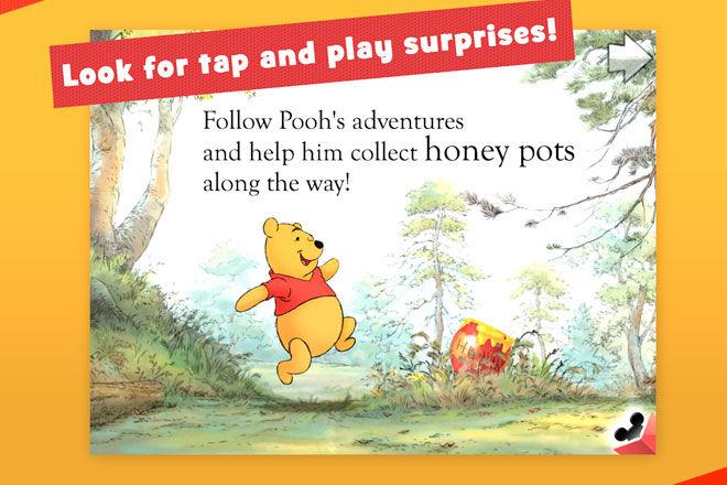 Winnie the Pooh App