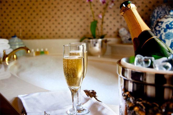 Champagne Bubble Bath