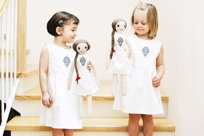 Lalanka play doll