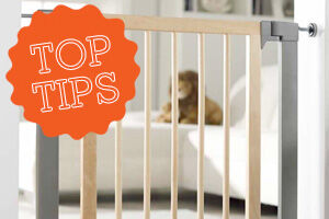 BABY GATE TIPS