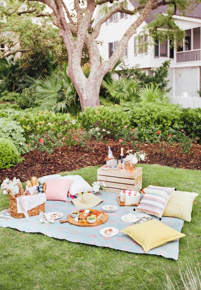 Backyard Picnic Camille Styles