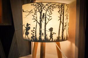 Micky & Stevie lamps