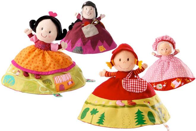 Reversible dolls