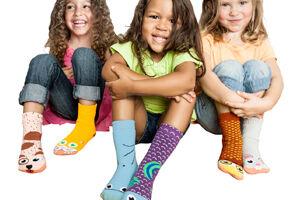 Vs mismatched socks
