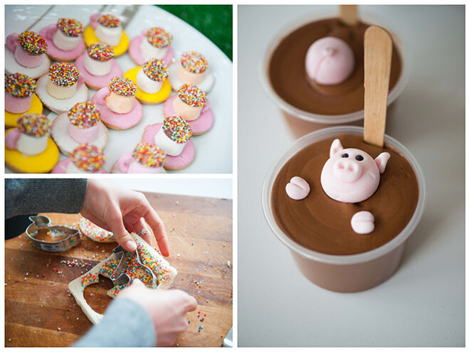 Farmyard Party Inspiration For Children S Parties