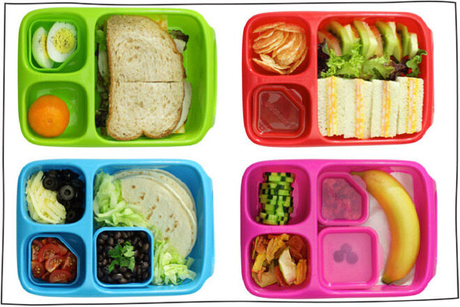 Goodbyn Kids Hero Lunch Box