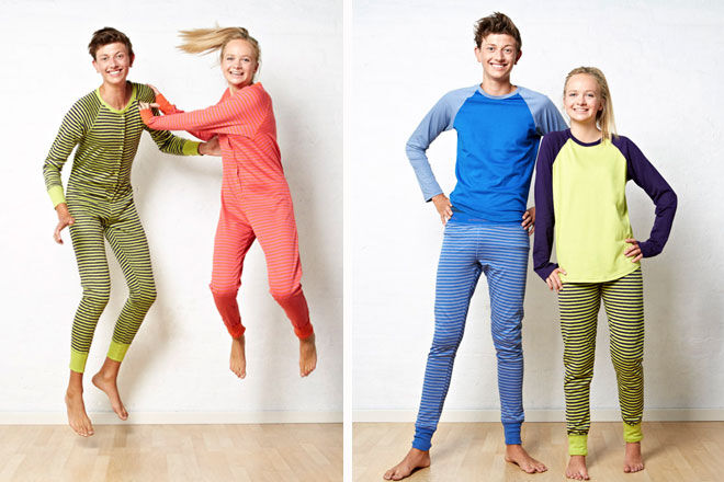 Pyjama Roundup: 30 wonderfully warm kids winter pj's