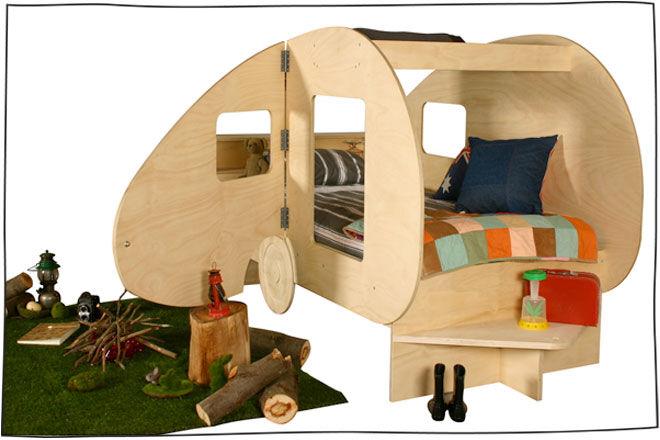 Kids' Campervan Bed