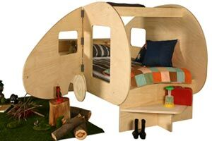 Caravan Bed for Kids
