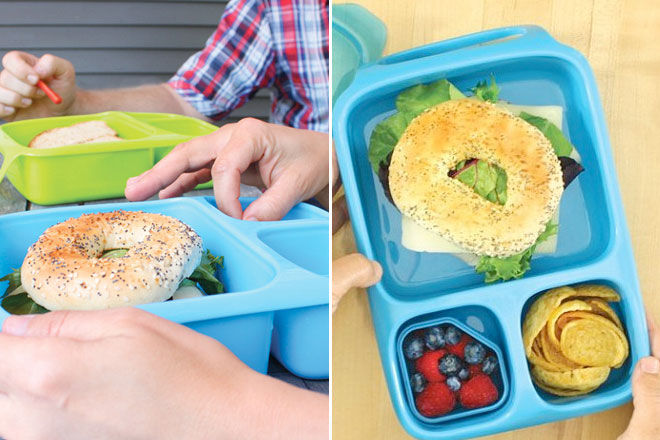 Goodbyn Hero lunch box