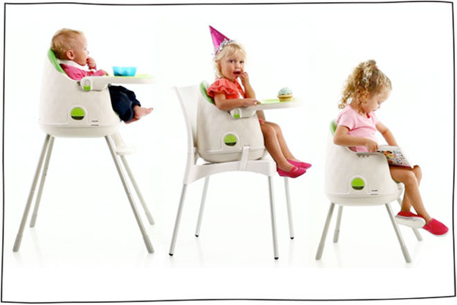 Groovy Convertible High Chair From Small To Big Pabps2019 Chair Design Images Pabps2019Com