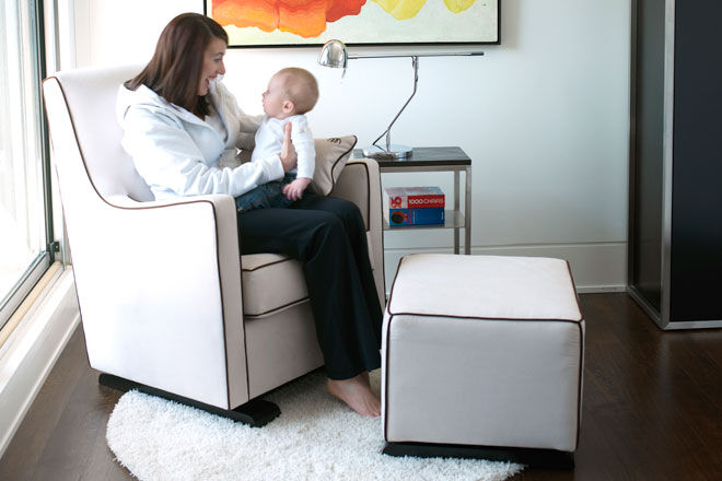 WIN a Monte Design glider chair for your nursery
