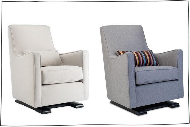 Monte Design Nursery Glider Chair