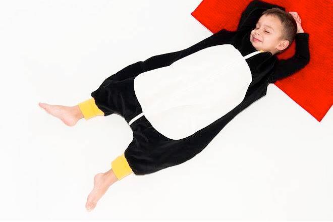 PenguinBag sleeping bag