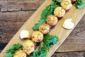 Polenta Muffins