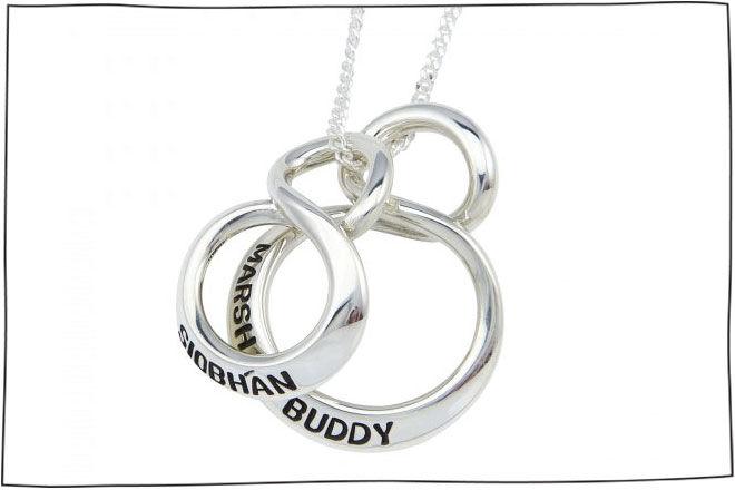 Uberkate Infinity Jewellery