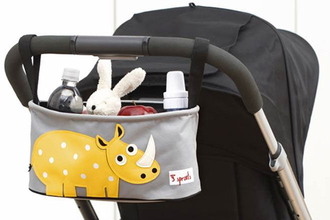 3 Sprouts Stroller Organiser