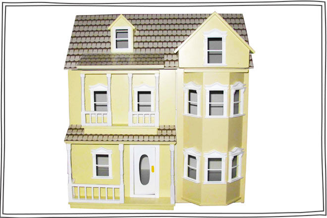 Doll House Toy Avalan Kids