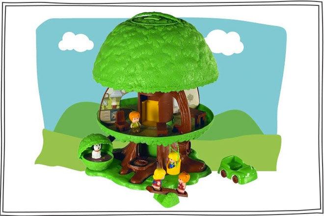 The-Klorofil-Magic-Treehouse