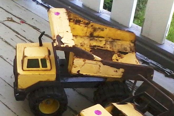 Tonka-Truck-Before