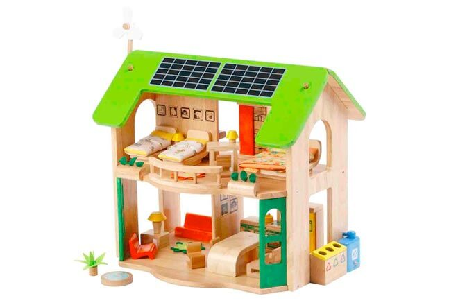 Eco Dolls House