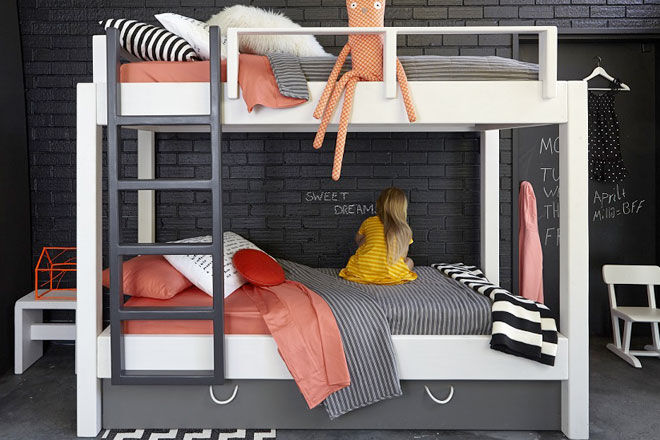 Kids Bunk Beds From House Of Orange - Melbourne bunk beds