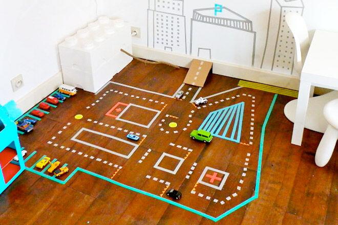 indoor screen-free activity ideas for kids
