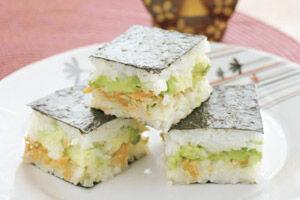 Veggie Smugglers Sushi